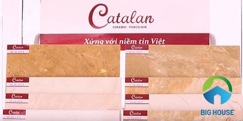 có nên dùng gạch catalan không