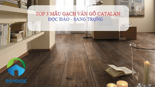Những mẫu gạch giả gỗ Catalan được ưa chuộng nhất hiện nay