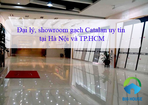 Showroom gạch Catalan