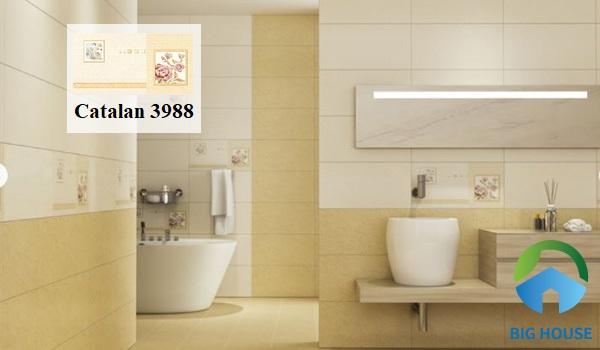 Gợi ý mẫu gạch Catalan 3988 30x60 mang vẻ đẹp trang nhã