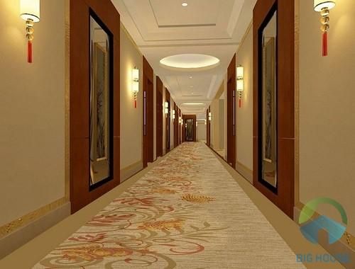 thiết kế hành lang đẹp 1