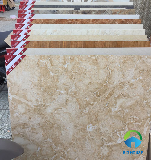 Quy trình công nghệ sản xuất gạch ốp lát ceramic