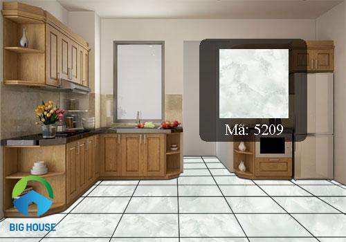 cách chọn gạch lát nền cho phòng bếp