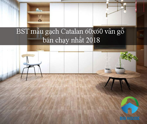 BST Mẫu gạch Catalan 60×60 vân gỗ HOT – Bán Chạy nhất 2018