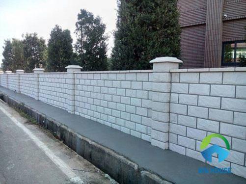gạch ốp tường sân vườn