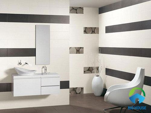 gạch ốp tường màu trắng 1=catalan