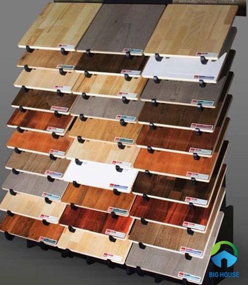 gạch lát nền giả gỗ chống trơn