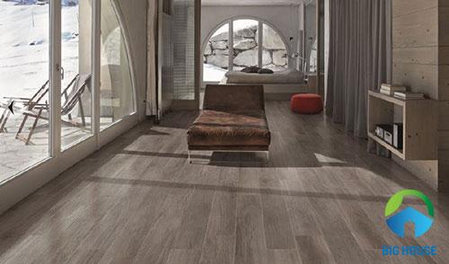 gạch giả gỗ màu xám Catalan