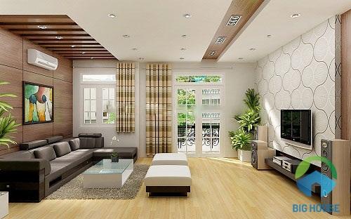 Ý tưởng thiết kế phòng khách đẹp 15