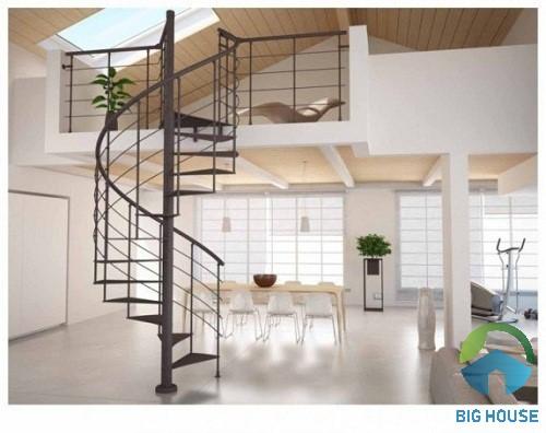 chiều cao bậc cầu thang tiêu chuẩn 1