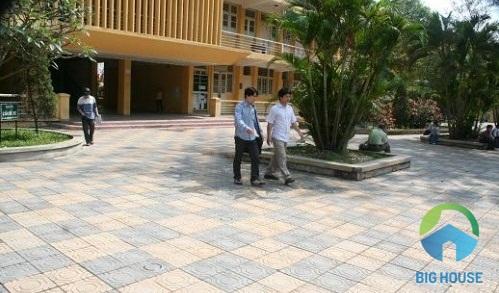 gạch lát sân trường 3