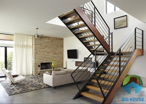 tiêu chuẩn thiết kế cầu thang bộ 3