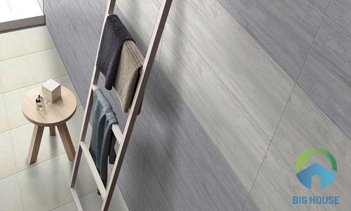Gạch ốp tường giả gỗ: Tổng hợp mẫu và vị trí ứng dụng phù hợp nhất