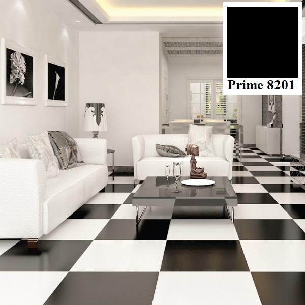 Người mệnh Thủy cũng có thể chọn gạch lát nền màu đen 8201 để tạo nét sang trọng, đẳng cấp cho không gian