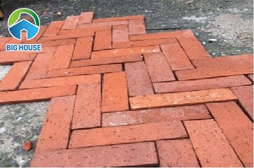 10++ Mẫu gạch thẻ lát sân vườn Chống Trơn – HOT nhất mùa xây dựng 2020
