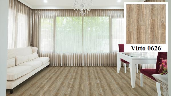 Không gian sống của bạn trở nên nổi bật hơn với mẫu gạch lát nền Vitto 0626