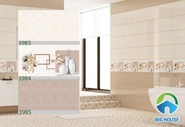 bộ gạch ốp nhà tắm