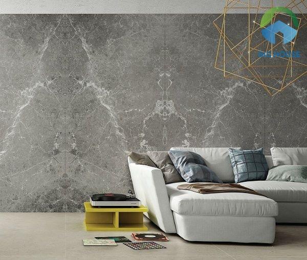 Kiến tạo không gian đẹp thu hút hơn với dòng gạch vân đá