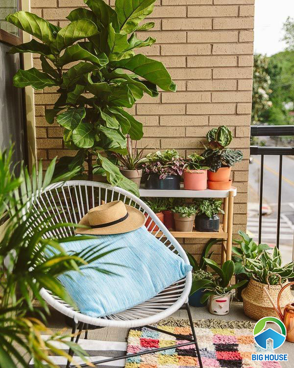 20 Mẫu gạch ốp tường ban công chung cư hot nhất 2020