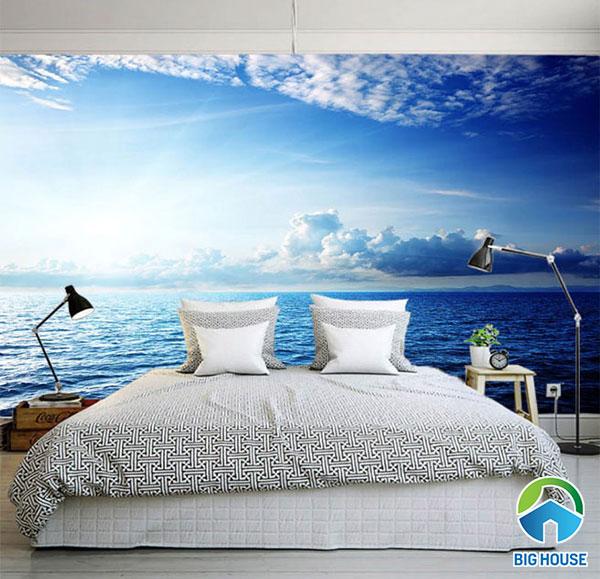 16 Mẫu gạch ốp tường phòng ngủ 3D hot nhất 2021