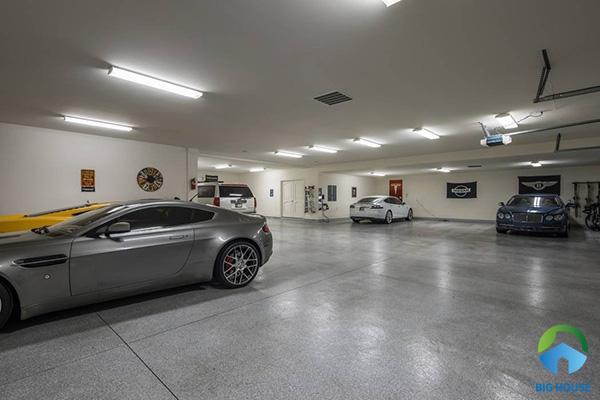 TOP mẫu gạch lát nền gara ô tô trong nhà chịu lực Tốt 2021