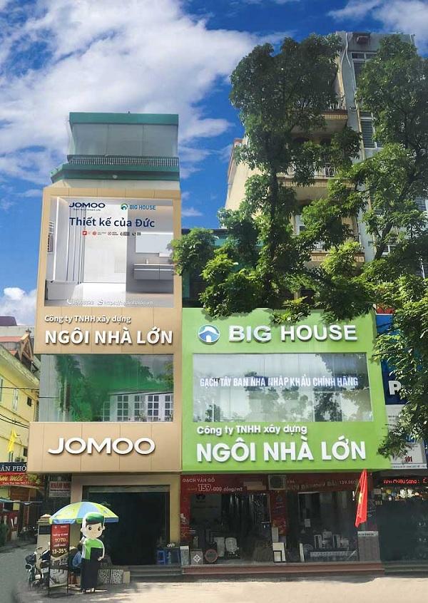 Big House - Đại lý phân phối gạch ốp lát lớn nhất trên toàn quốc