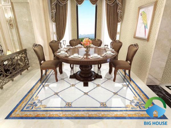 Hay gạch lát thảm xanh tạo điểm nhấn, vẻ đẹp nổi bật là một ý tưởng không tồi