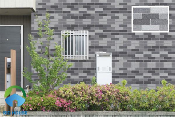 Gạch Prime 9158 là một gợi ý hay dành cho bạn về ốp tường mặt tiền biệt thự