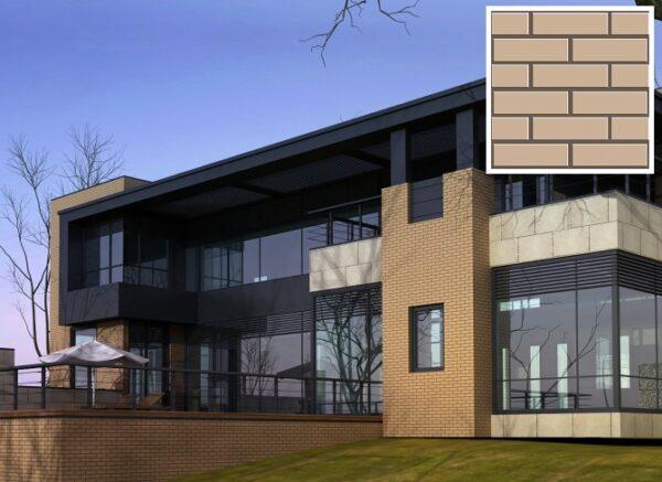 Gợi ý ốp tường ngoại thất bằng mẫu gạch Viglacera D403 40x40