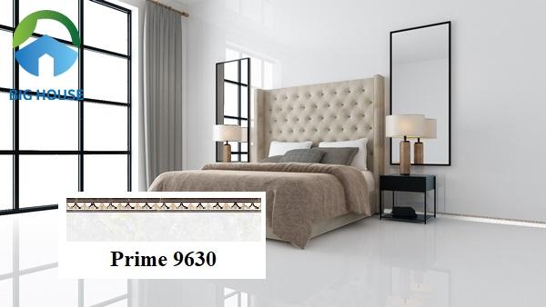 Prime 9630 có kích thước 12x60 và bề mặt nhẵn bóng