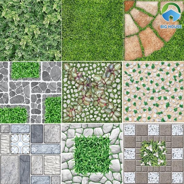 15 Mẫu gạch lát sân vườn 40×40 Chống Trơn kèm báo giá 2021